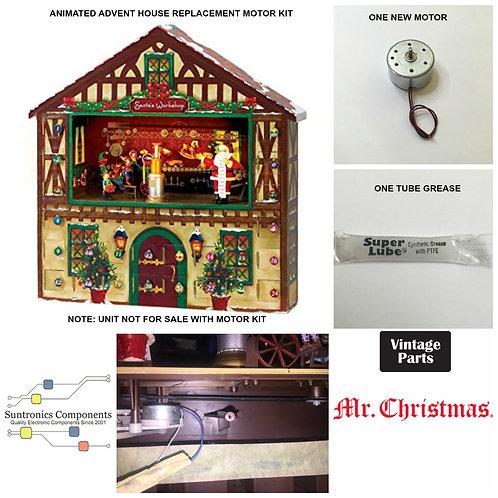 Mr. Christmas Advent House Motor Kit.