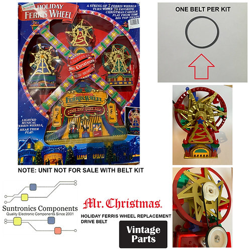 Mr. Christmas Holiday Ferris Wheel 1990's