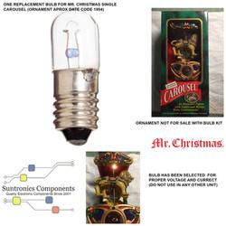 PicMonkey Image MR CHRISTMAS CAROUSEL OR