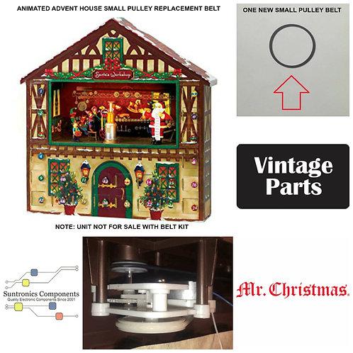 Mr. Christmas Animated Advent House belt kit
