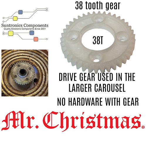 MR. CHRISTMAS 38 TOOTH GEAR