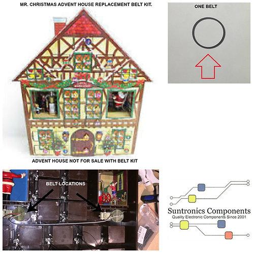 Mr. Christmas Advent House Belt Kit.