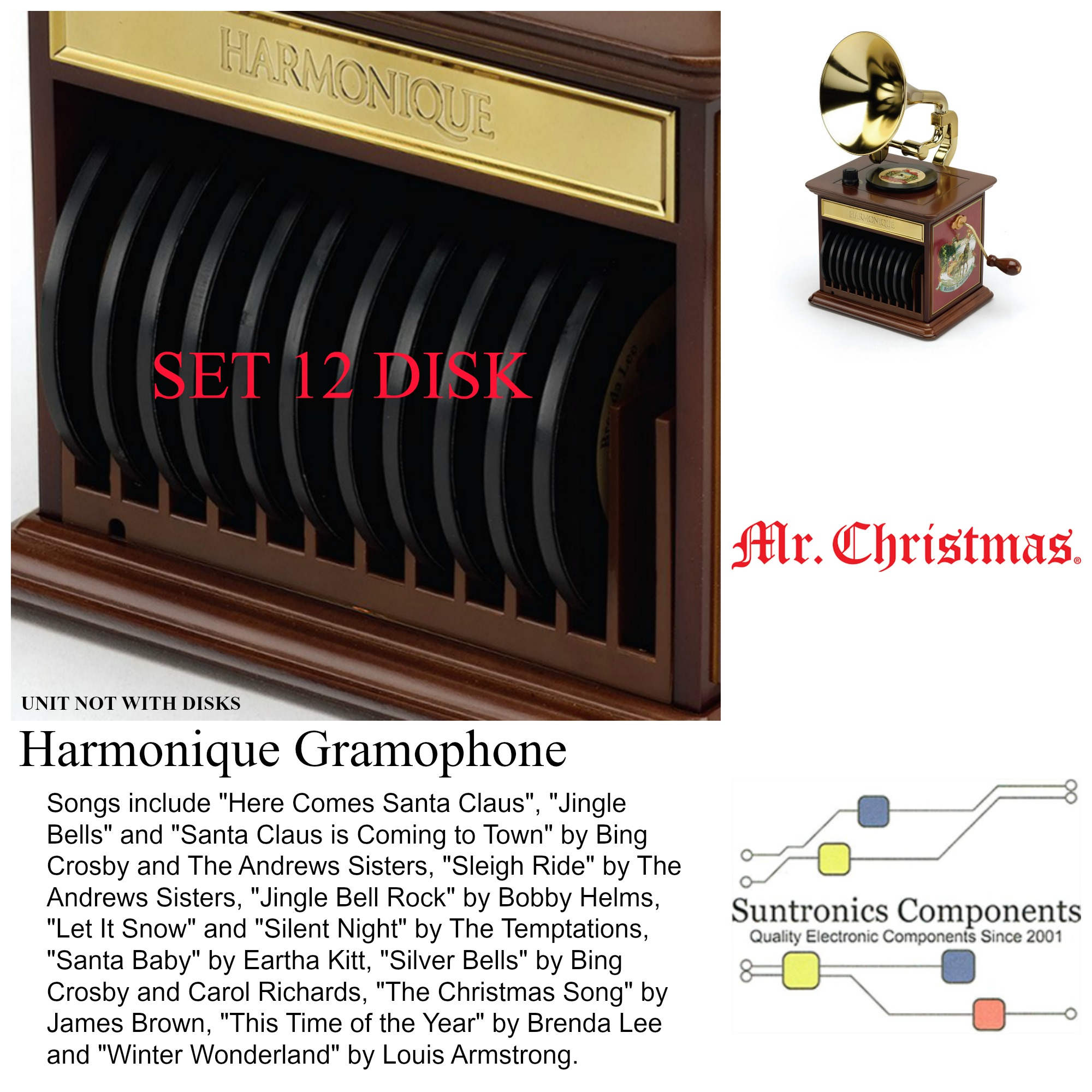 PicMonkey Image MR CHRISTMAS HARMONIQUE