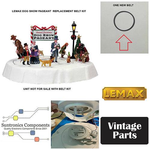 "Lemax ""Dog Show Pageant"" Belt  kit"
