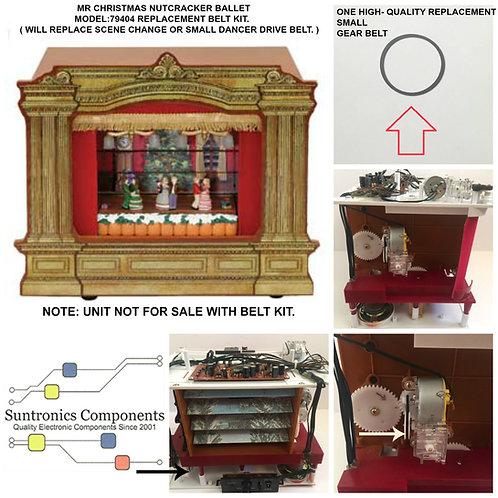 Mr. Christmas Nutcracker ballet -1 Belt Repair kit model# 79404