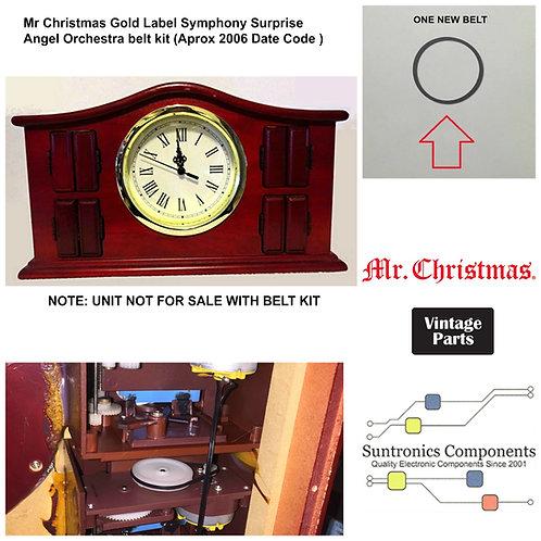 Mr. Christmas Symphony Surprise  DRIVE BELT PART