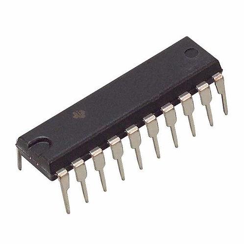 (200 PCS LOT)SN74HCT245N  -IC BUS TRANSCEIVER 8BIT 20DIP