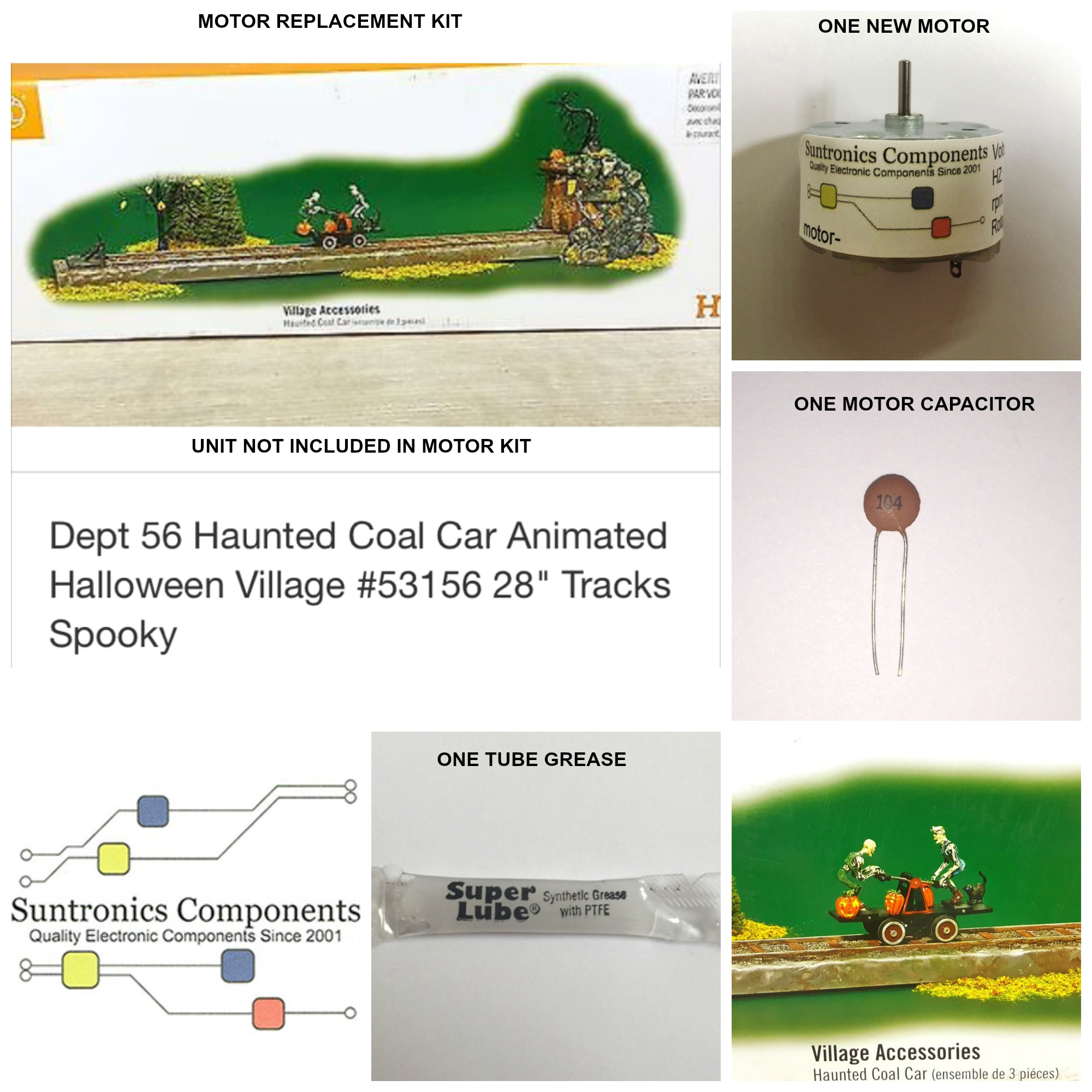 PicMonkey Image DEPT 56 HAUNTED COAL CAR
