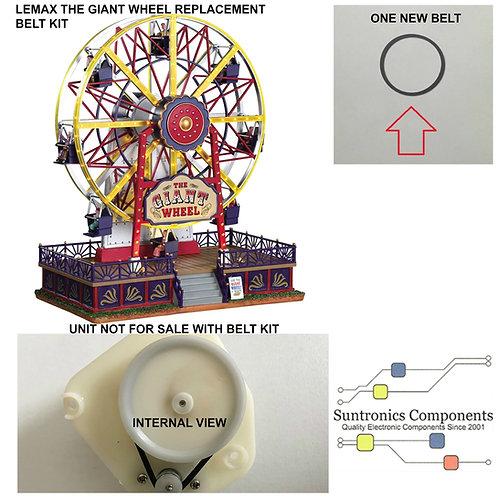 """Lemax """"The Giant Wheel"""" Belt  kit"""