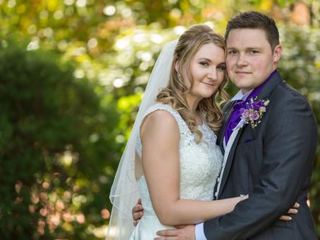 Alexandra & Matthew | Wickwoods Country Club Wedding Photography