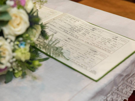 Who to choose as your wedding witnesses