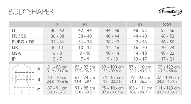 farmacell-bodyshaper-size-table.png