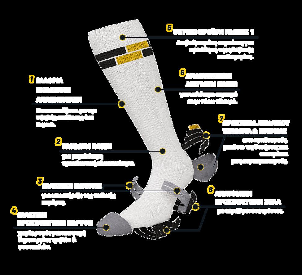 Sport Socks Greek White.png