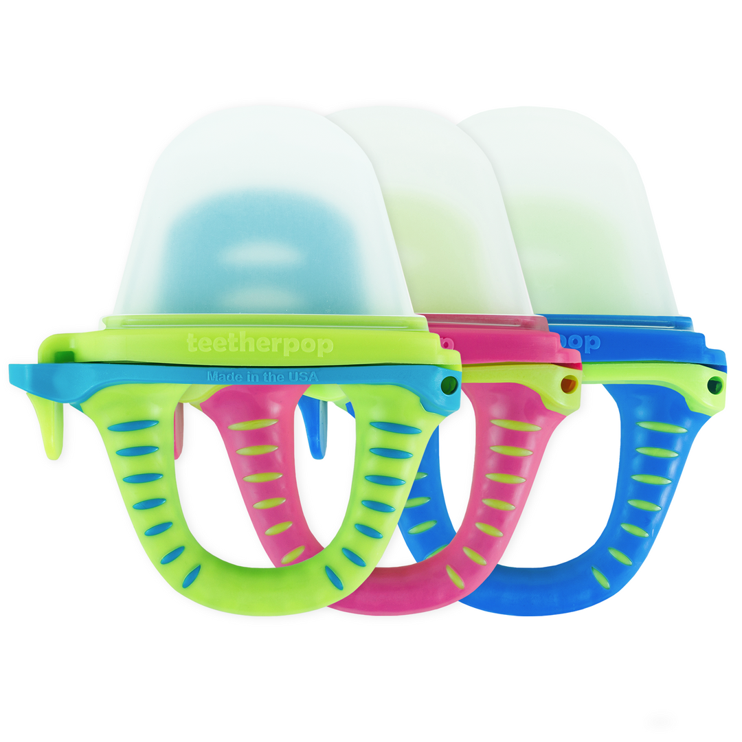 3-Pack Lime/Teal + Pink/Limon + Blue/Lime