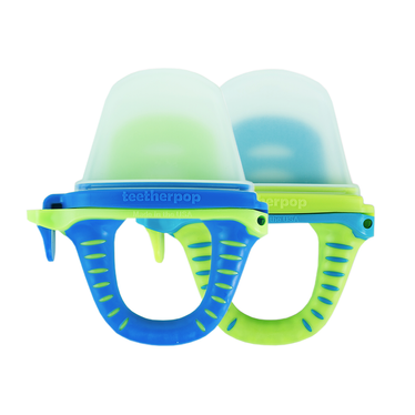 2-Pack Blue/Lime + Lime/Teal
