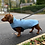 Thumbnail: Sunday Best Blue Wool Coat