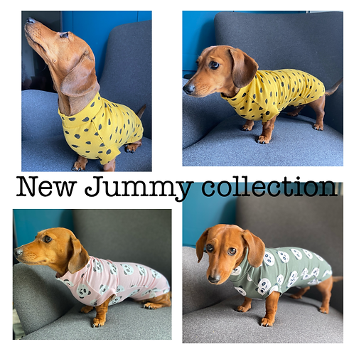 T-jersey panda Jummy & Dotty doodle sweatshirt jummy