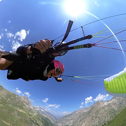 1er tandem Speedflying