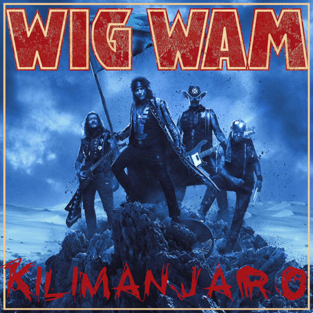 The second single from WIG WAM's comeback album out now