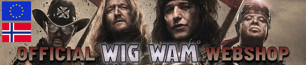 Wig Wam Official Weshop banner eu norway