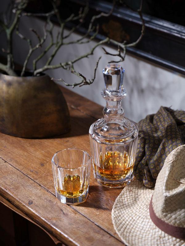 Adels - Service Karaffe & Whisky