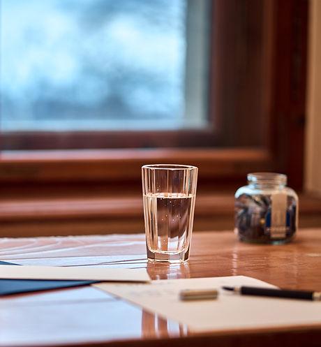 Wasserglas Adels - Service