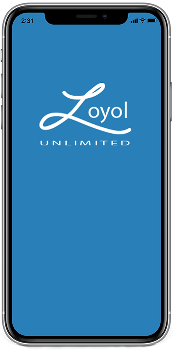 Loyol Unlimited iPhone