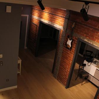 Daniel's loft