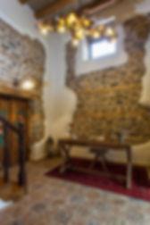 "reception at ""Robolo"" boutique hotel"""