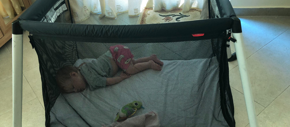 Phil & Ted Traveller Cot Review