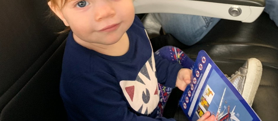 When it's Worth Buying your Child their own Plane Seat