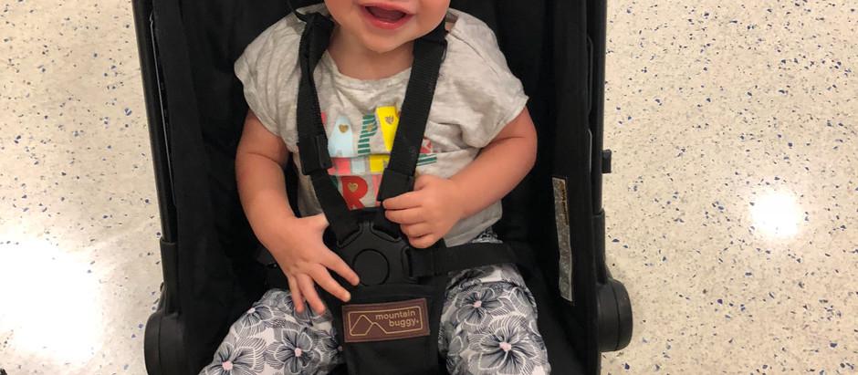 The Great Debate- Stroller vs. Baby Carrier