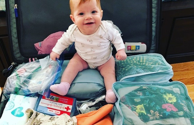 The Ultimate Baby Packing List- Tips and Tricks