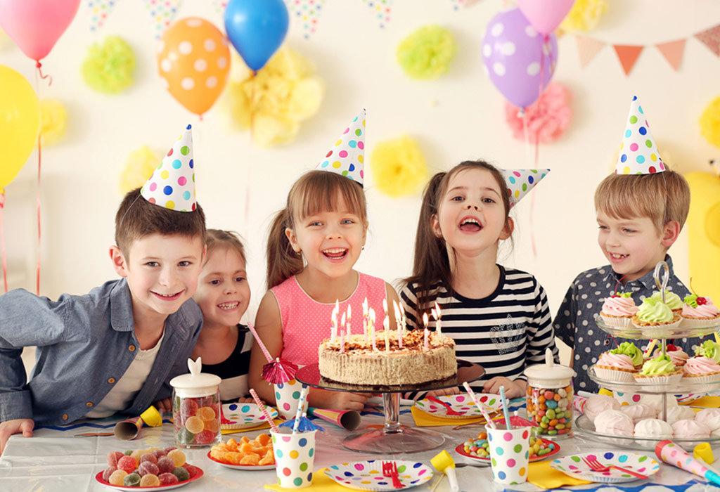 Birthday Party at kidSTREAM