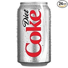 Diet Coke Can, 12 oz.