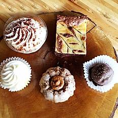 Cheesecakes, Lava Cakes, Cake Truffles & more!