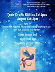 Teen Craft August Flyer.png