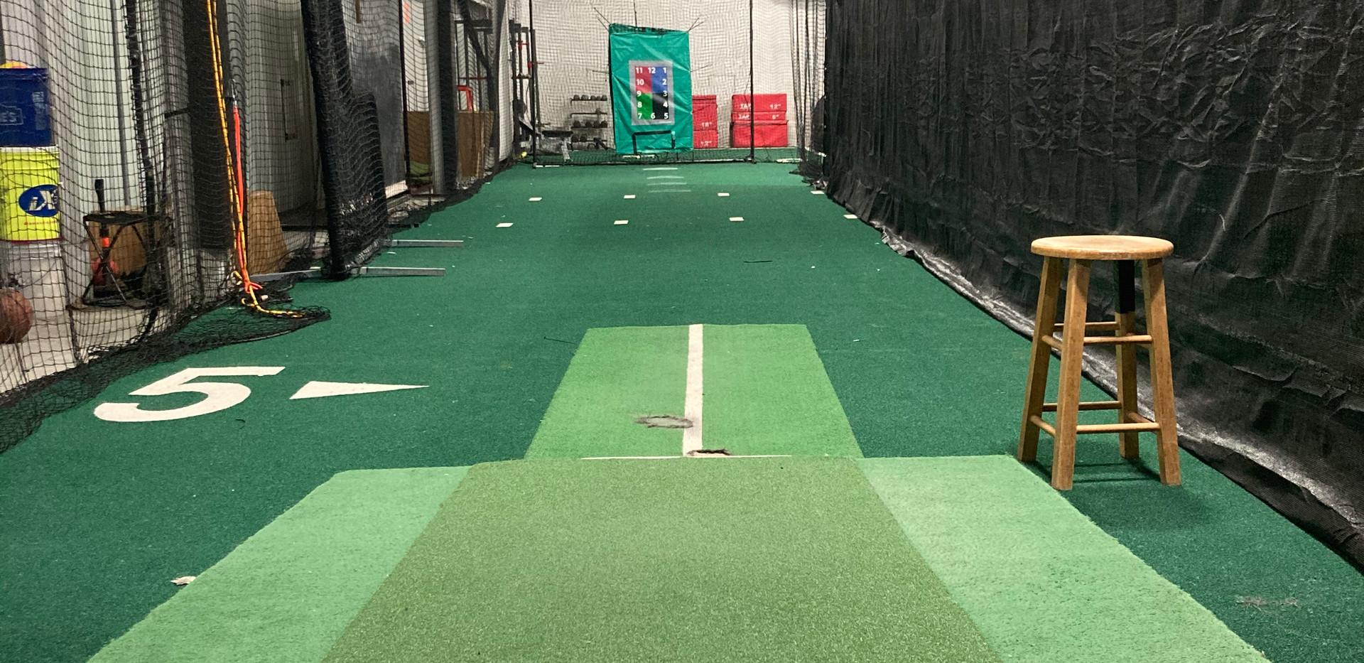 Pitching Lane 7