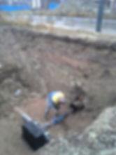 ООО СВИКС, Cтроительство наружных сетей, водопровод, врезка в существующие сети