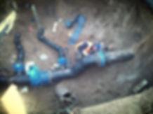 ООО СВИКС, врезка в существующую сеть водопровода, водоснабжение