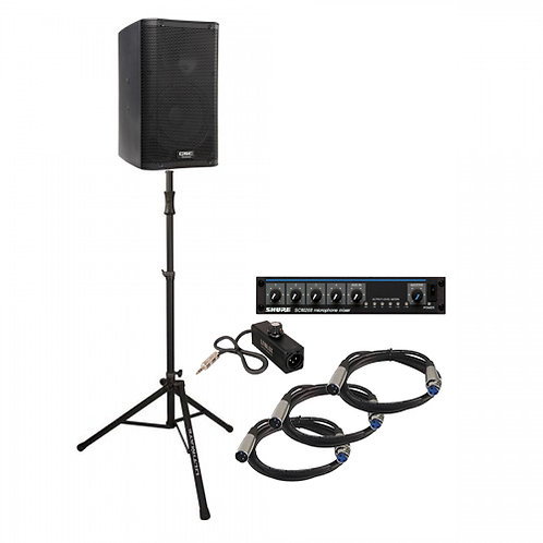 Small Exhibit Sound System