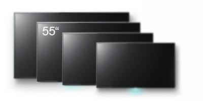 55'' LED Multi-Sync Monitor (HDMI)(16:9)
