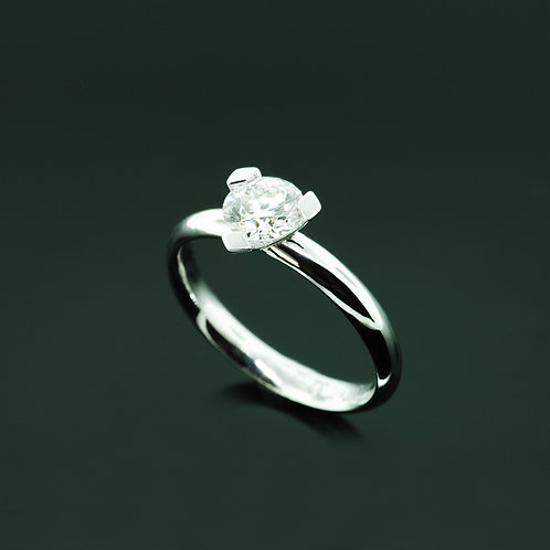 TRINITY ENGAGEMENT RING (BAND  ONLY)