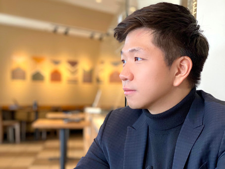 Introduce New Mentor: Richard Yun