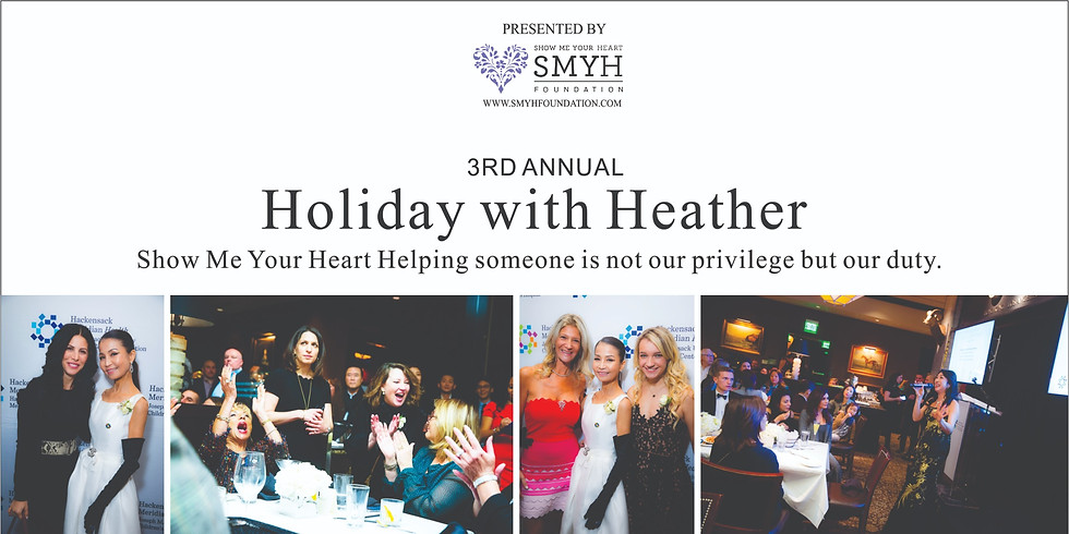 3rd Annual Holiday wit Heather