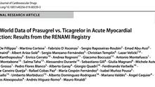 Nuova pubblicazione su farmaci anti aggreganti nell'infarto acuto