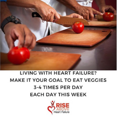 Combattere lo scompenso cardiaco?! Mangiamo verdura 3-4 volte al giorno: perché prevenire è meglio c