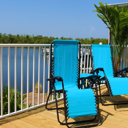Waterview Studio with Private Deck