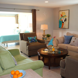 Apartment Suite with Waterview & Private Deck