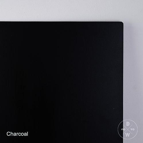 Charcoal on Board